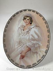 1997 Limited Edition Memorial Diana Plate