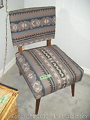 Chair And Hamper B