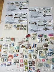 Canada 1999 Air Force First Day Covers Collection Complete Set Of Four. Canada, Mint Stamps, Collection Of 100 Different
