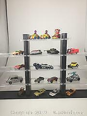 More Toy Cars With Stand