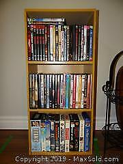 VHS And DVD Movies B
