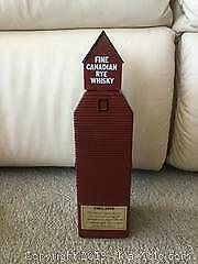 Canadian Whiskey Decanter (A)