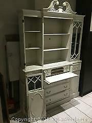 Vintage Chabby Chick Restored Armoire