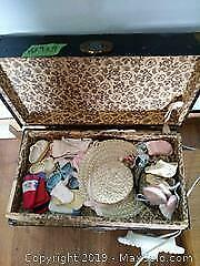 Chest of Doll Clothes A