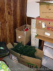 Christmas Trees, Decorations A
