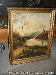 Antique Painting A