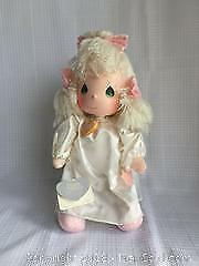 Precious Moments Plush Collector Doll with Stand - Angel