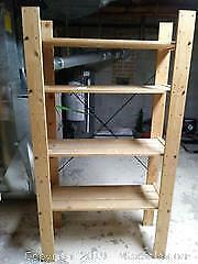 Wood Shelves C