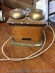 Antique Western Electric Phone Bell