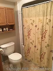 Shower Curtain With Matching Accessories Plus