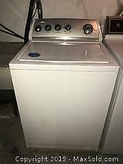Whirlpool Washing Machine C