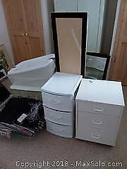 Storage Drawers, Plastic Bins and More B
