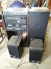 Stereo, Speakers And More B