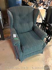 Wing Back Chair Tables And Table Top C