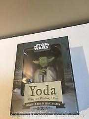 Star Wars Yoda Collectible Figurine Sealed in Box