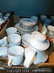 Winterling Dishes C
