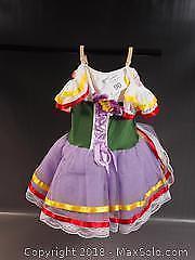 Princess Ballerina dress. Great for Halloween Costume