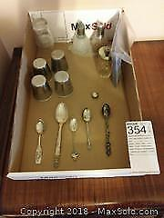 Sterling Spoons And More A