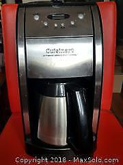 Cuisinart Automatic Grind & Brew Coffee Maker