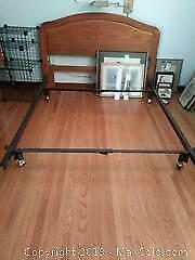 Double Bed Frame C