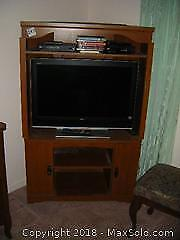 Media Cabinet And TV C