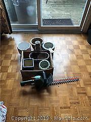 Garden Tools And Pots A