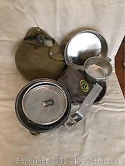 Scout Canteen And Mess Kit A