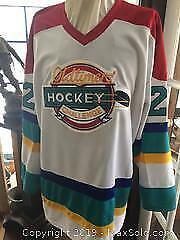 Oldtimers Challenge Hockey Jersey
