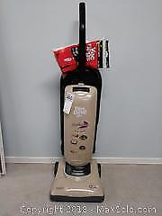 Canister Vacuum A