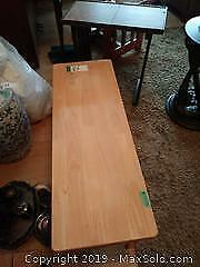 Wooden Tables B
