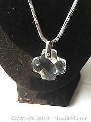 Swarovski Crystal Necklace A