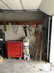 Tool Chest Saws And Garden Supplies C