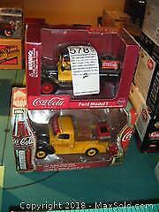 Coke Die Cast A
