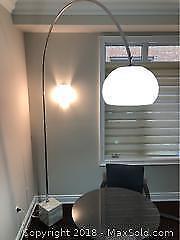 MCM Arc Floor Lamp C
