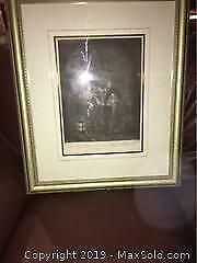 Framed Art -C