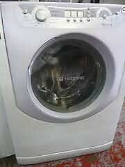 Hotpoint AQXXF149 7.5kg 1400 Spin White LCD A+ Rated Washing Machine 1 YEAR GUARANTEE FREE FITTING