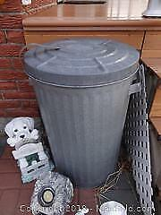 Garbage Can, Storage A