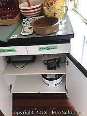 Kitchen Wares and Appliances A