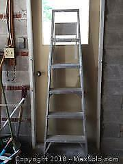 Aluminium 6 Foot Step Ladder