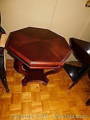 Octagon Table B
