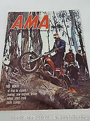 1973 AMA Motorcycle Magazine