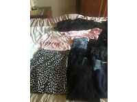 Ladies named size 10 various clothes
