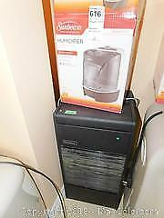 Humidifier and Air cleaner-C
