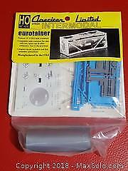 Model Trail Accessory HO Scale New