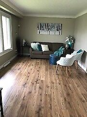 NEWLY RENOVATED MAIN FLOOR IN ST. CATHARINES!!!