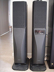 Sony Home Theater Speakers excellent condition 150$ West Island Greater Montréal image 3