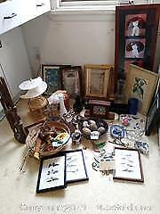 Wood Carvings, Marble Eggs, Vases and More A