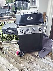 Sterling Natural Gas Barbecue C