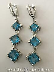 Set Of Earring Stamped 925,