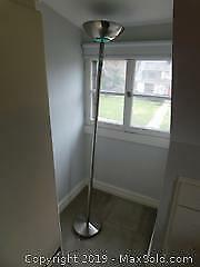Pair of Standing Floor Lamps A